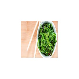 Deep Fried Seeweed