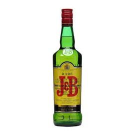 J&B Whiskey