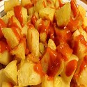 Potatoes with Spicy Sauce