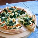 Ricotta e Spinachi Pizza