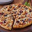 Tonno e Olive Pizza