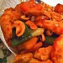 Langostinos en salsa de Kung-Po