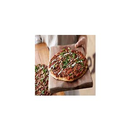 Beef Turkish Pizza
