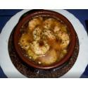 Garlic Prawns Piri-Piri