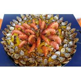 Paella (portion)
