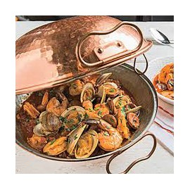 Cataplana Seafood and Meat