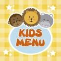 Desserts- Extras-Kids Menu