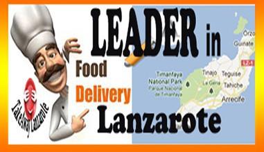 Takeaway Lanzarote - Lider in Food Delivery , Lanzarote, Costa Teguise, Puerto del Carmen, Arrecife