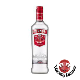 Smirnoff Vodka Red Label