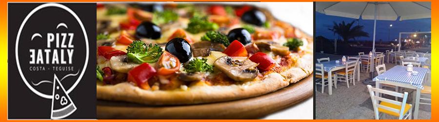 Pizzeataly Italian Takeaway Costa Teguise, Lanzarote