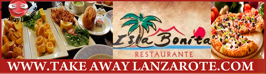 Isla Bonita Playa Blanca - Restaurante de Tapas Playa Blanca - Pizza - Hamburguesas - Tapas - Tex Mex Lanzarote