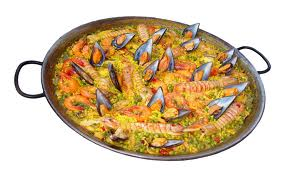 Paella Spanish Food , Playa Blanca, Lanzarote