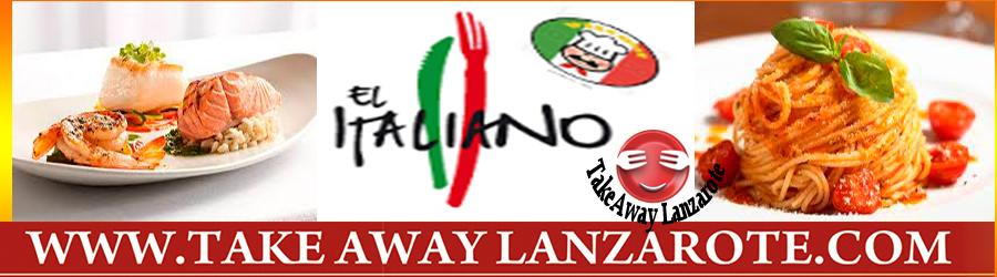 Los Italianos - Italian Restaurant Takeaway Puerto del Carmen, Food delivery Lanzarote, Lanzarote, food Delivery Lanzarote, food delivery Tias, Puerto CALERO, Macher