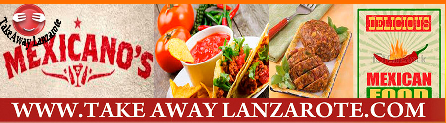 Los Italianos - Mexican Takeaway Food Delivery Lanzarote & Pick up mexican food takeaway -  Takeaway Puerto del Carmen, Food delivery Lanzarote, Lanzarote, food Delivery Tias, Macher, Puerto Calero -Lanzarote