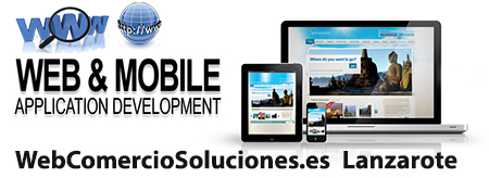 Web Design Gran Canary, eCommerce Solutions, Gran Canary. Sell online Gran Canary