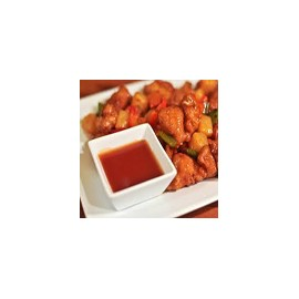 Crispy Chicken with Chilli Sweet & Sour