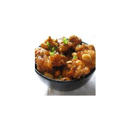 Chicken with Cantonese Sauce