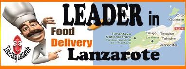 Líder en Comida Online in Lanzarote, Comida Para Llevar, Comida a Domicilio