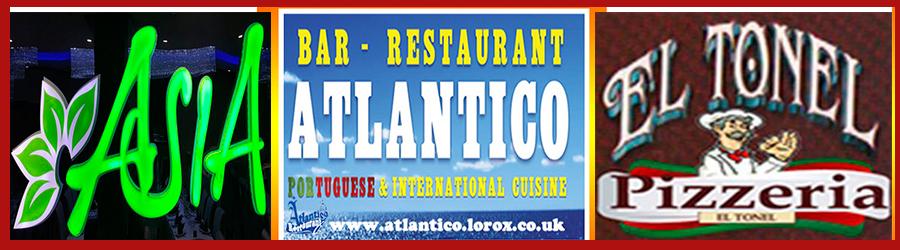 Takeaway Food Lanzarote - free food delivery service Playa Blanca, Puerto del Carmen, Arrecife, Costa Teguise, Tias, Playa Honda, San Bartolome, Tinajo
