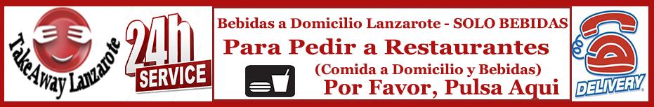 Alcohol a Domicilio Lanzarote - Bebidas a Domicilio Lanzarote 24 horas - Alcohol en Casa Lanzarote - Copas Lanzarote - Bebidas toda la noche - Dial a Drink Lanzarote - Dial a Booze Lanzarote