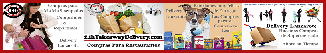 delivery lanzarote compras a domicilio