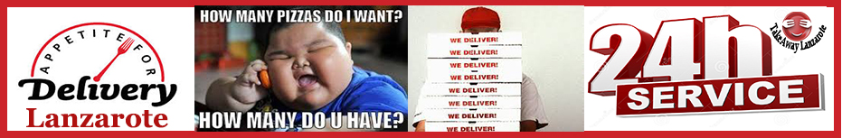 Pizza Delivery Lanzarote - Pizza Takeaway Lanzarote - Best Pizza Places Lanzarote - Best Pizza Restaurants Lanzarote - Pizzerias with Delivery - Pizza Lanzarote Canary