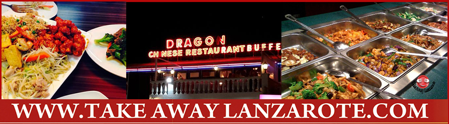 Asian Restaurant Dragon Chinese Delivery Restaurant Takeaway Puerto del Carmen, Food delivery Lanzarote, Lanzarote, food Delivery Lanzarote