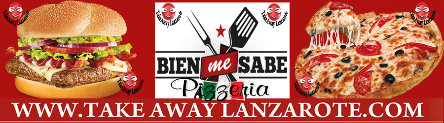 Pizza Takeaway Arrecife Bienmesabe Pizza & Buger Arrecife - Pizzerias Lanzarote, Takeaway Arrecife Lanzarote, food Delivery Lanzarote Arrecife