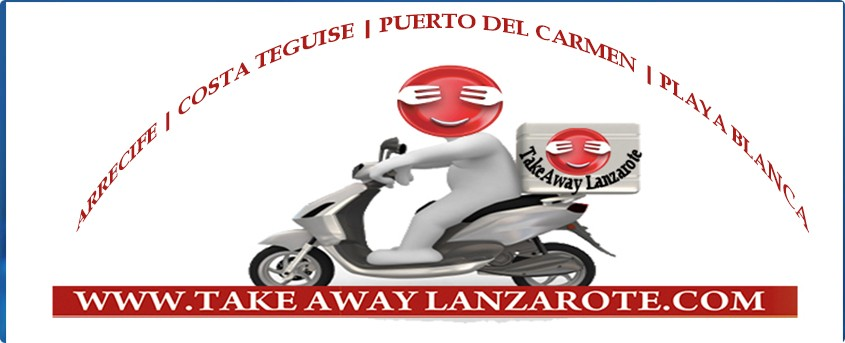 Takeaway Lanzarote Restaurant  - Takeaways in Lanzarote, Restaurants with Food Delivery Service or Pick Up Takeaways | Latenight food delivery | Drinks Delivery 24 hours | Delivery Lanzarote | Delivery Playa Blanca | Delivery Yaiza | Delivery Puerto del Carmen | Delivery Costa Teguise | Delivery Arrecife | Delivery Puerto Calero | Delivery Macher | Delivery Tias | Delivery Playa Honda | Delivery Haria | Delivery Playa Honda | Delivery San Bartolome .