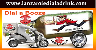 Takeaway Lanzarote, Drinks Delivery