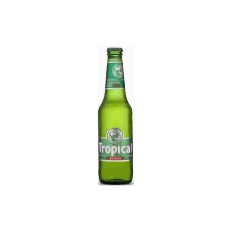 Tropical 33cl Beer Bottle