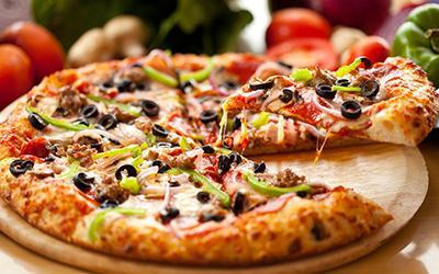 Pizza a Domicilio Tias - Pizzerias Tias