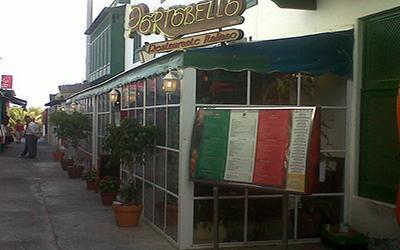 Portobello Restaurante Italiano & Pizzeria  Costa Teguise