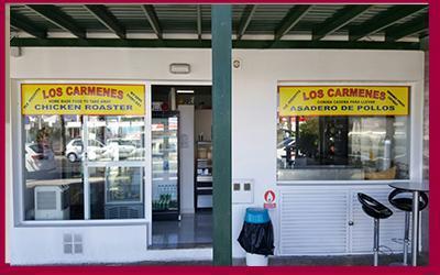 z. Los Carmenes Asadero de Pollos Costa Teguise Lanzarote