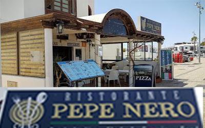 Italian Restaurant Puerto del Carmen - Pepenero - Lanzarote