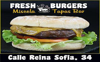 Puerto del Carmen Takeaway - Fresh Burger Puerto del Carmen - Pizza | Tapas | Tex Mex Restaurant Lanzarote
