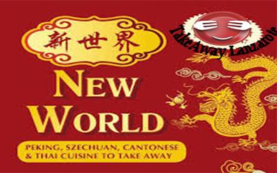 New World Restaurante Chino Puerto del Carmen Takeaway Lanzarote