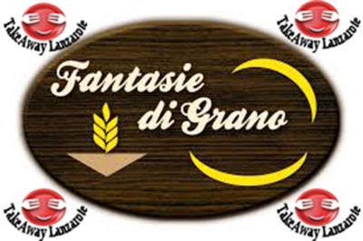 Fantasie di Grano Pizzeria Playa Blanca Takeaway Lanzarote