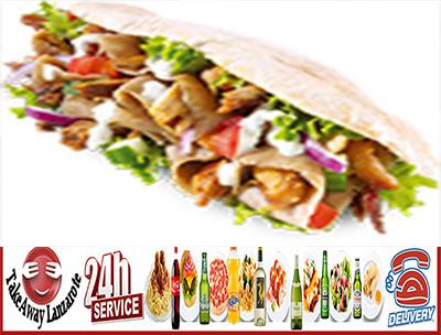 Playa Blanca Takeaway - Pizza | Kebab Takeaway Playa Blanca Lanzarote