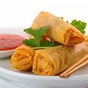 Vegetable rolls (2 pices)