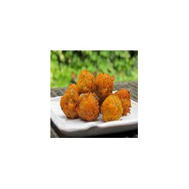 Deep fried vegetable balls