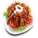 Ensalada con Kebab