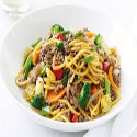 Beef Stir-fried noodles