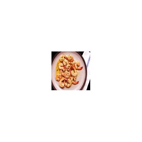 Gamberi All'aglio