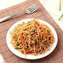 Verduras Chow Mein