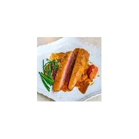 Pato con salsa de Naranja