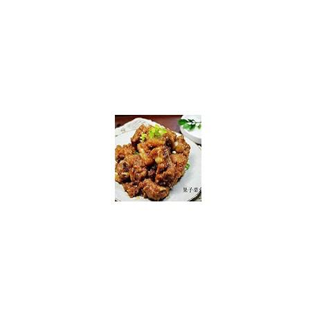 Pork with Satay sauce