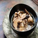 Chicken Mushrooms sauce
