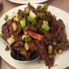 Ternera en salsa de Kung-Po