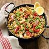 Paella de Pollo y Carne (minimo 2 personas)